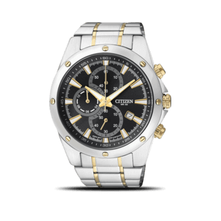 Citizen Herrenuhr Basic Chrono AN3534-51E