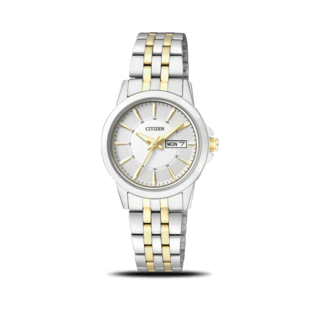 Citizen Damenuhr Basic Damen EQ0608-55AE