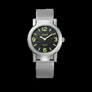 Citizen Armbanduhr für Blinde und Sehbehinderte AC2200-55E