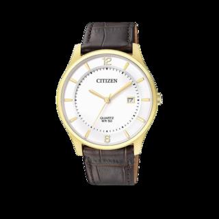 Citizen Armbanduhr Basic Herren BD0043-08B