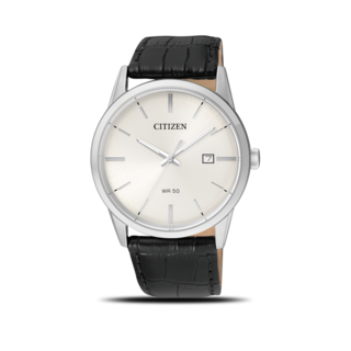 Citizen Herrenuhr Basic Quarz 39mm BI5000-01A