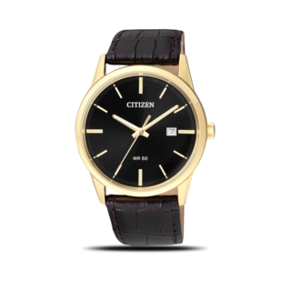 Citizen Herrenuhr Basic Quarz 39mm BI5002-06E