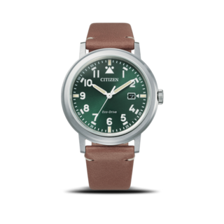 Citizen Herrenuhr Basic Quarz 42mm AW1620-13X
