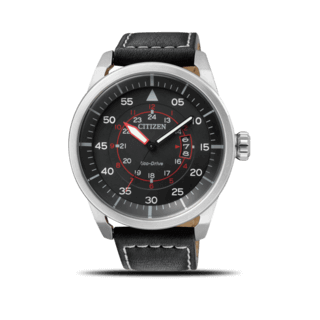 Citizen Herrenuhr Aviator AW1360-04E
