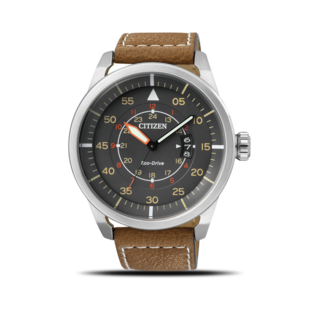 Citizen Herrenuhr Aviator AW1360-12H