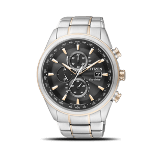 Citizen Herrenuhr Elegant Chrono AT8017-59E
