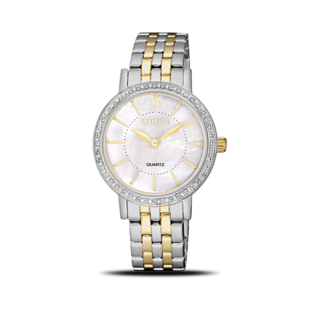 Citizen Damenuhr Elegant EL3044-89D