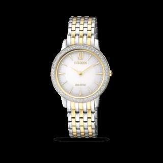 Citizen Damenuhr Elegant EX1484-81A