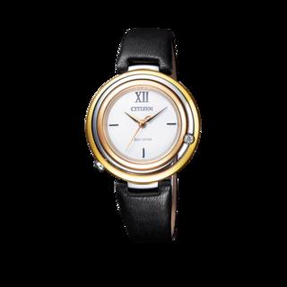 Citizen Damenuhr Elegant L EM0656-15A