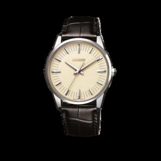 Citizen Herrenuhr Elegant Limited Edition AQ6010-06A