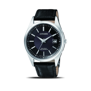 Citizen Herrenuhr Elegant Quarz 39mm AS2050-10E