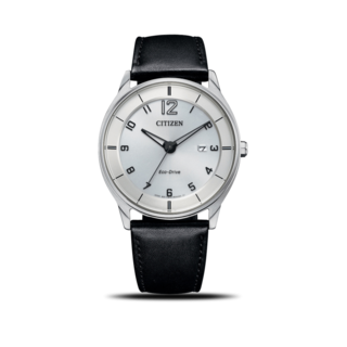 Citizen Herrenuhr Elegant Quarz 40mm BM7400-21A