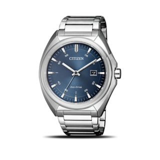 Citizen Herrenuhr Elegant Quarz 43mm AW1570-87L