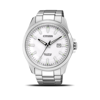Citizen Herrenuhr Elegant Quarz 43mm BM7470-84A