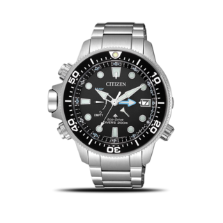 Citizen Herrenuhr Aqualand Eco Drive Divers BN2031-85E