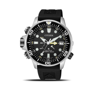 Citizen Herrenuhr Aqualand Eco Drive Divers BN2036-14E
