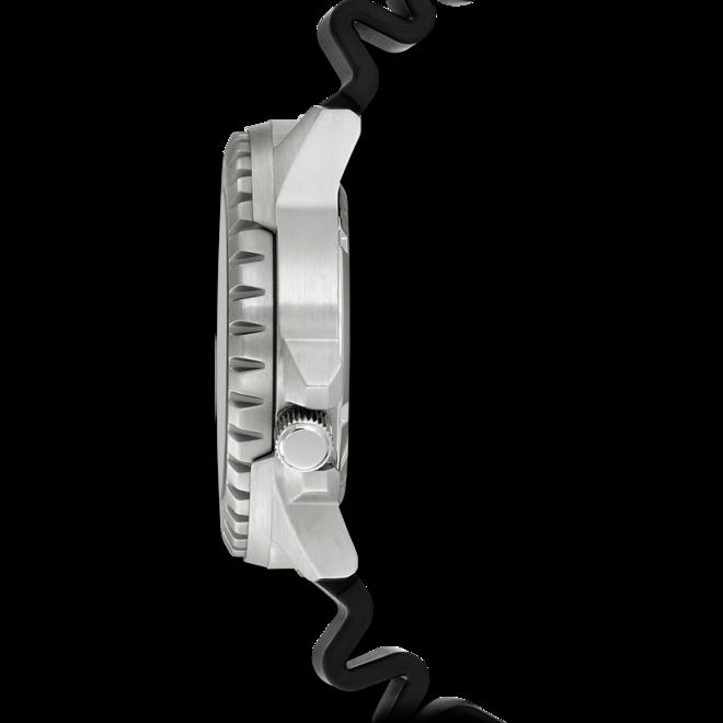 Herrenuhr Citizen Promaster Automatik 46mm mit schwarzem Zifferblatt und Kautschukarmband bei Brogle