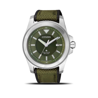 Citizen Herrenuhr Promaster Land Eco-Drive Tough BN0211-09X