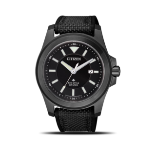 Citizen Herrenuhr Promaster Land Eco-Drive Tough BN0217-02E