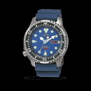 Citizen Herrenuhr Promaster Marine Automatic NY0040-17L