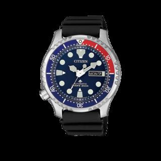 Citizen Herrenuhr Promaster Marine Automatik NY0086-16LE
