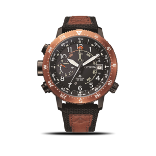 Citizen Herrenuhr Promaster Marine Eco Drive BN4049-11E
