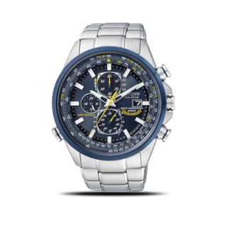 Citizen Herrenuhr Promaster Sky Blue Angels AT8020-54L