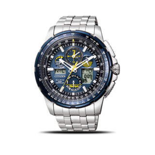 Citizen Herrenuhr Promaster Sky Blue Angels JY8058-50L