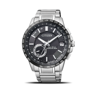 Citizen Herrenuhr Satellite Wave GPS CC3005-51E
