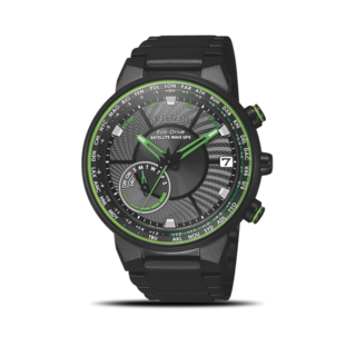 Citizen Herrenuhr Satellite Wave GPS CC3075-80E