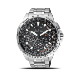 Citizen Herrenuhr Satellite Wave GPS CC9020-54E