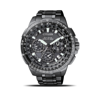 Citizen Herrenuhr Satellite Wave GPS CC9025-51E
