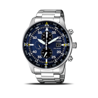 Citizen Herrenuhr Sport Chrono CA0690-88L