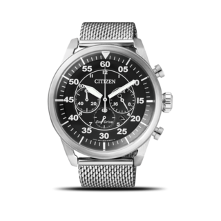 Citizen Herrenuhr Sport Chrono CA4210-59E