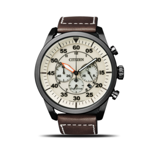 Citizen Herrenuhr Sport Chrono CA4215-04W