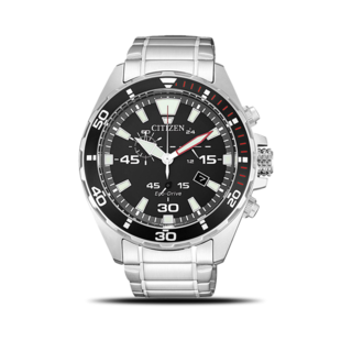 Citizen Herrenuhr Eco-Drive AT2430-80E