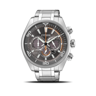 Citizen Herrenuhr Sport Solar Chronograph 45mm CA4330-81H