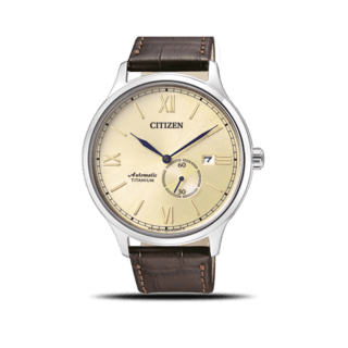 Citizen Herrenuhr Super Titanium Automatik NJ0090-13P
