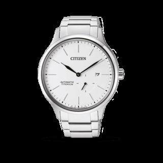 Citizen Herrenuhr Super Titanium Automatik NJ0090-81A