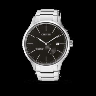 Citizen Herrenuhr Super Titanium Automatik NJ0090-81E