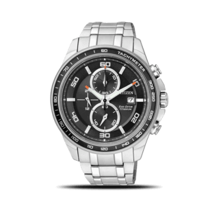 Citizen Herrenuhr Super Titanium Chrono CA0340-55E