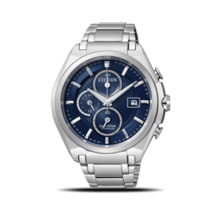 Citizen Herrenuhr Super Titanium Chrono CA0350-51M