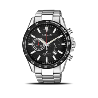 Citizen Herrenuhr Super Titanium Chrono CA4444-82E