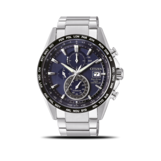 Citizen Herrenuhr Super Titanium Chronograph AT8154-82L