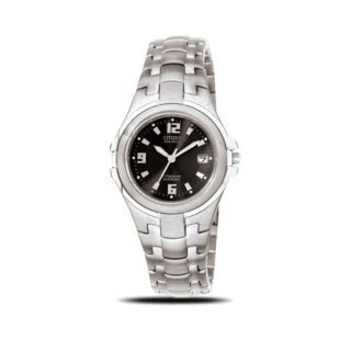 Citizen Damenuhr Super Titanium Damen EW0650-51F