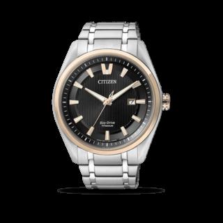 Citizen Herrenuhr Super Titanium Herren AW1244-56E