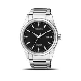 Citizen Herrenuhr Super Titanium Quarz 41mm BM7360-82E