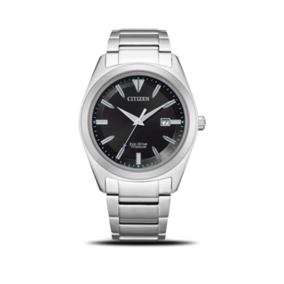 Citizen Herrenuhr Super Titanium Solar 41,5mm AW1640-83E