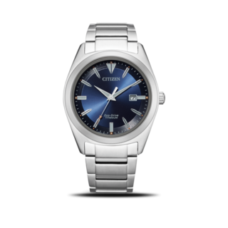 Citizen Herrenuhr Super Titanium Solar 41,5mm AW1640-83L