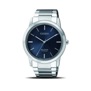 Citizen Herrenuhr Super Titanium Solar 41mm AW2020-82L
